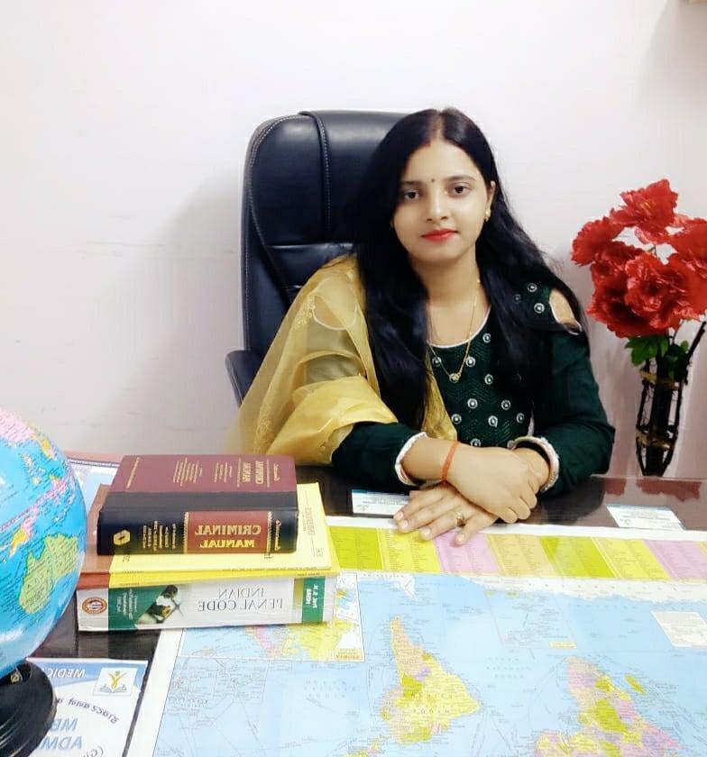 Advocate Vibha Tiwari