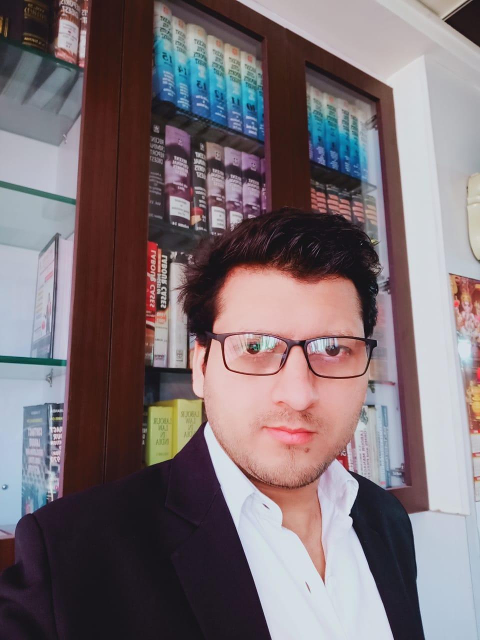 Advocate Kishan Nailwal