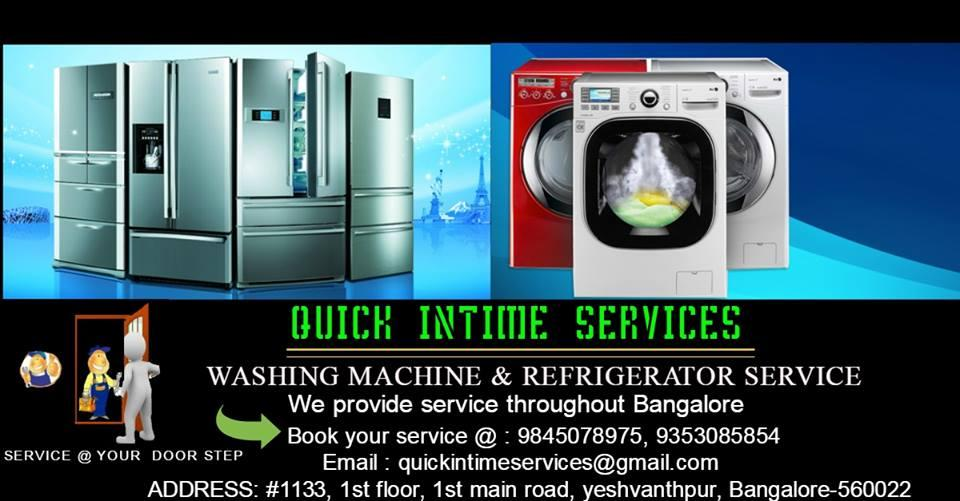 Quick intime services
