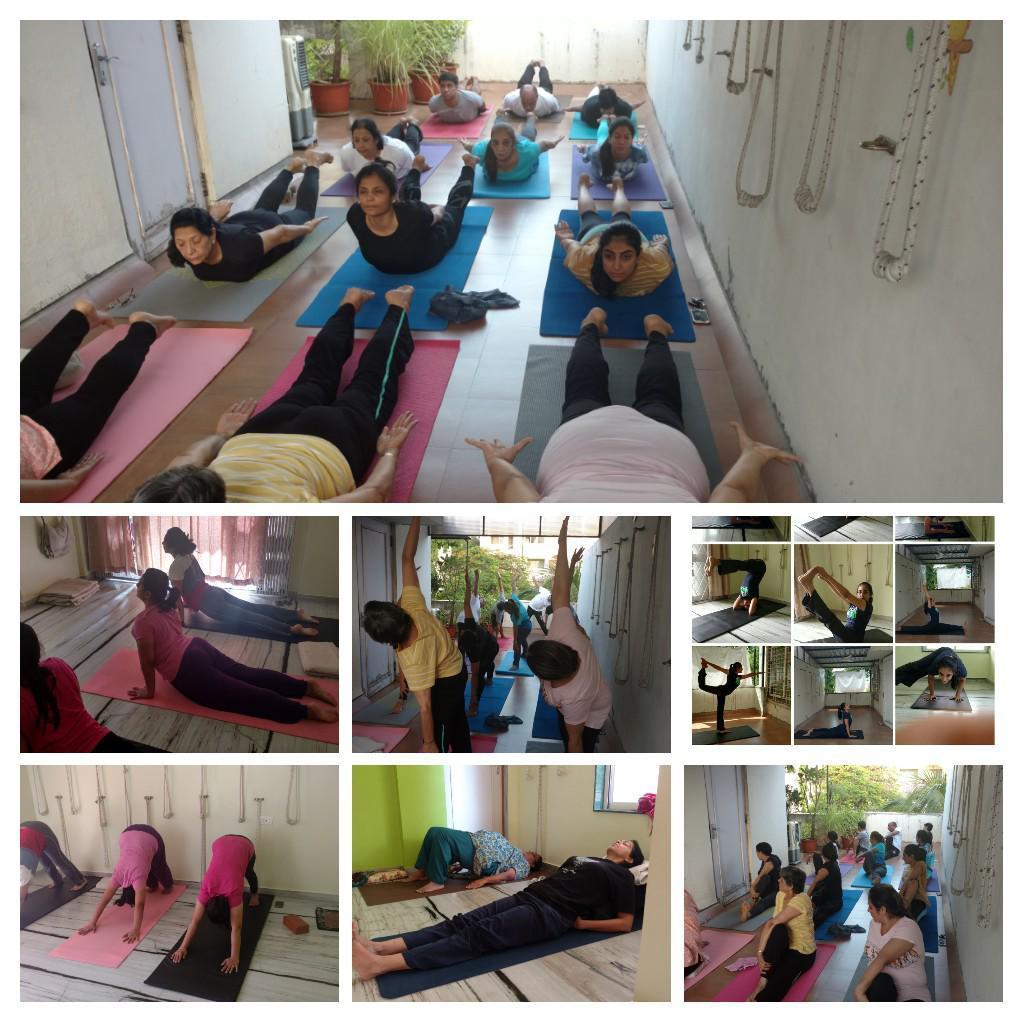 Khyati's Yoga Studio - Yoga Class, Yoga Training