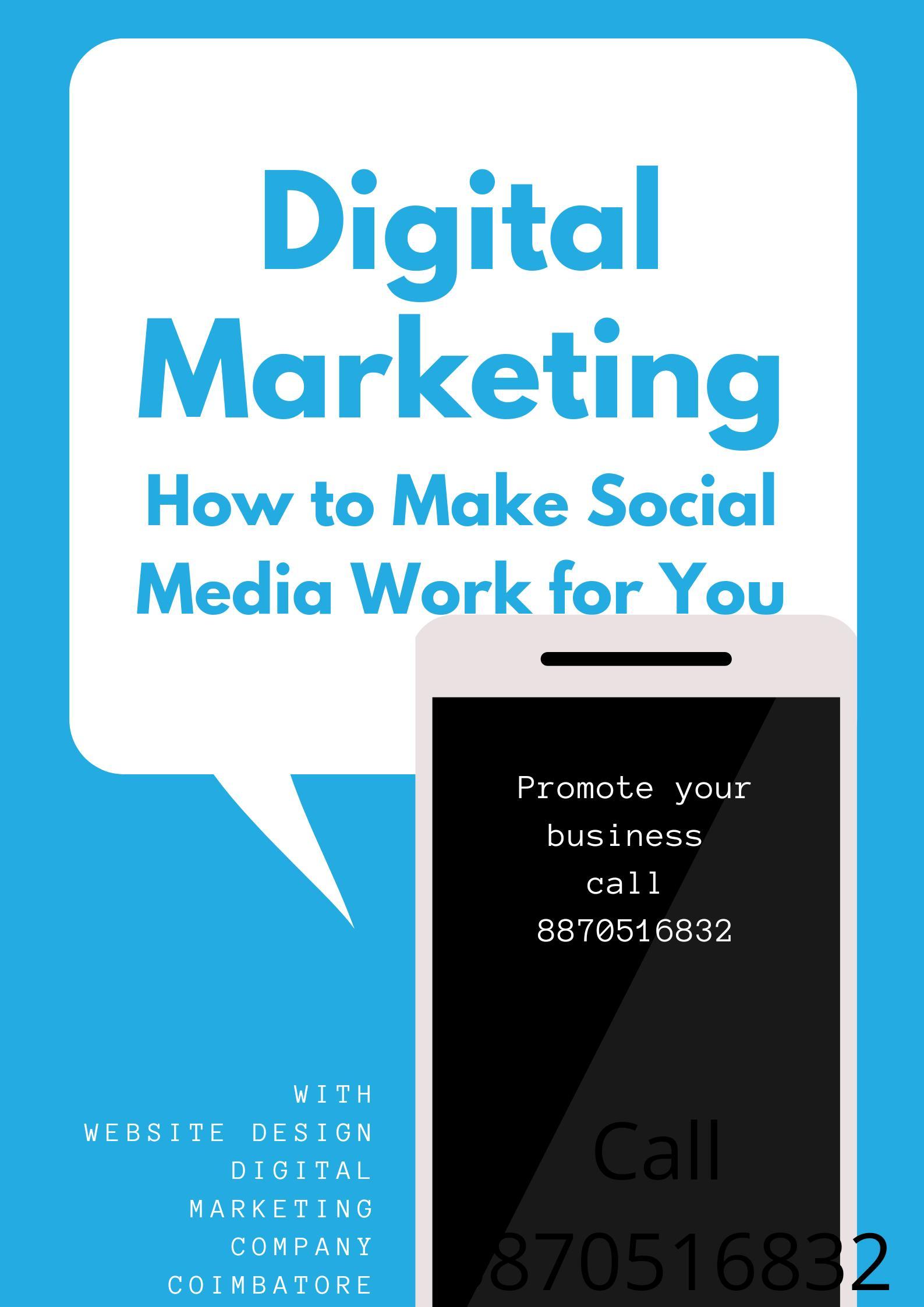 Website design digital marketing company coimbatore